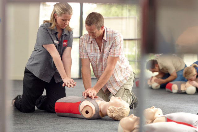 Cpr Refresher Impact Safety Group Safety Training