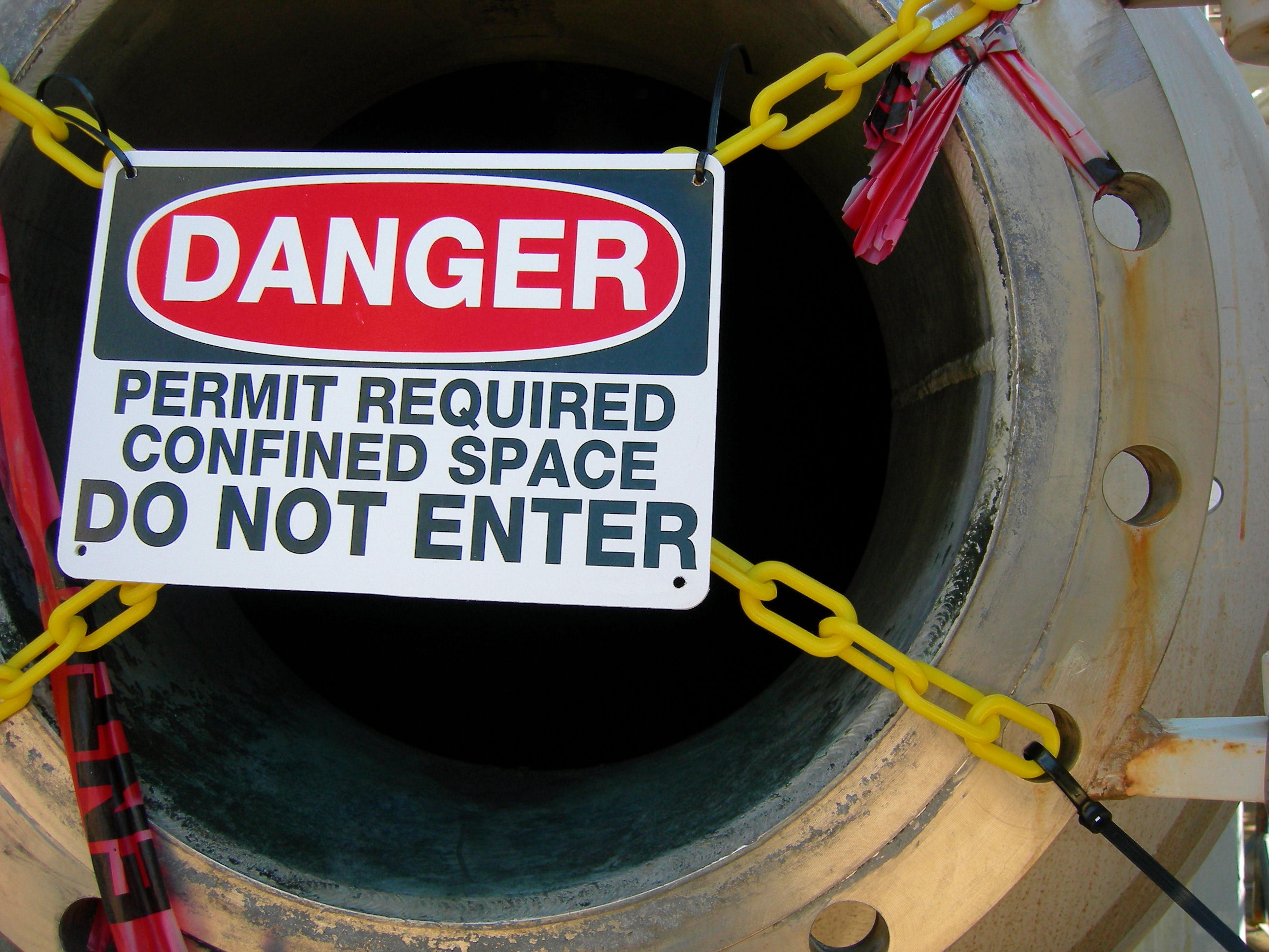 Advanced Confined Space Rescue 3 Day Impact Safety