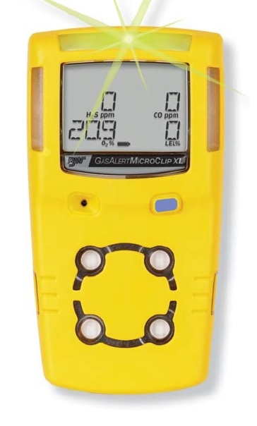 Gas Alert Micro Clip XL
